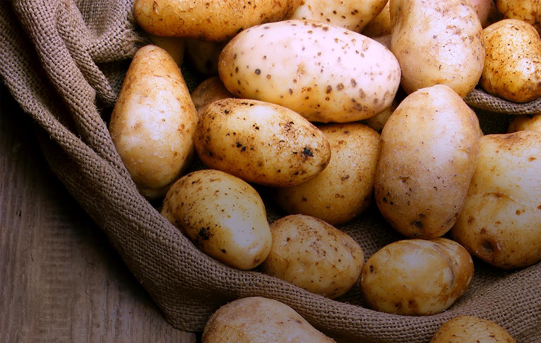 POMPOM-Kartoffeln